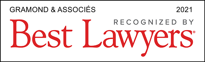 Logo Best Lawyers 2021 Gramond et Associés