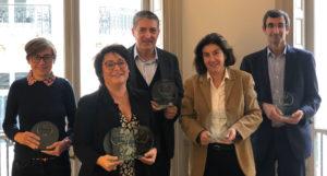 Les lauréats de Gramond & Associés